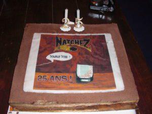 Joyeux anniversaire Natchez !