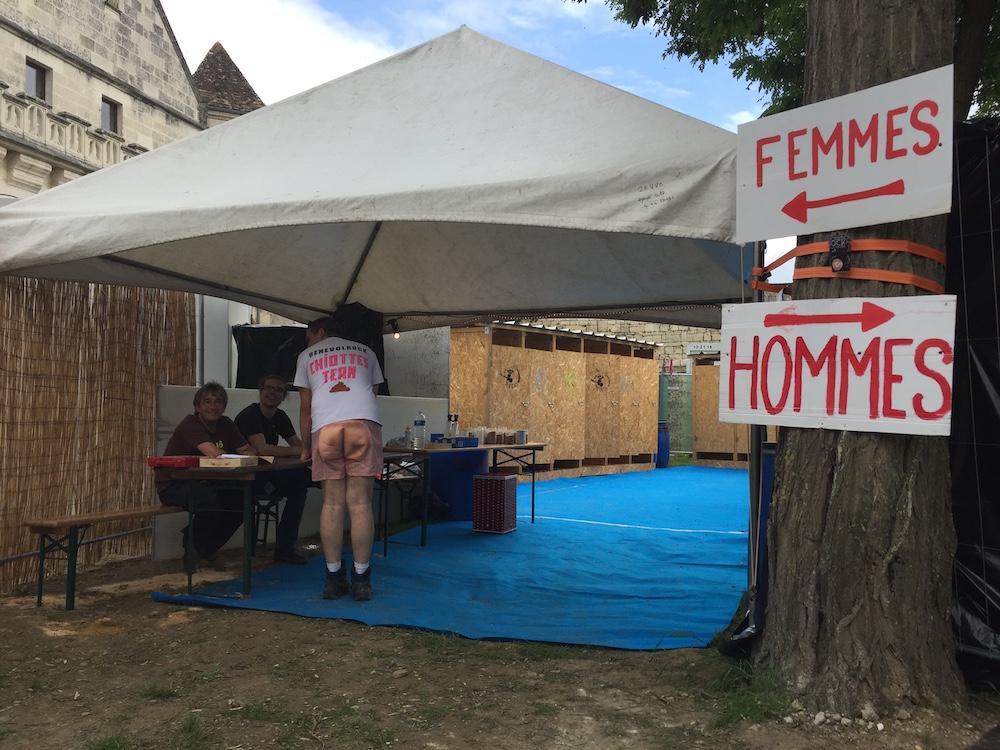 Chiottesman s'exporte : une première au festival Pic'Arts