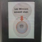 Les winners savent viser