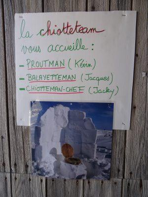 La Chiotteteam au Some Ves'tival